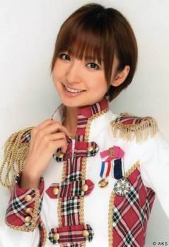 篠田麻里子 熱愛